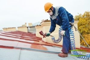 photo of roofing