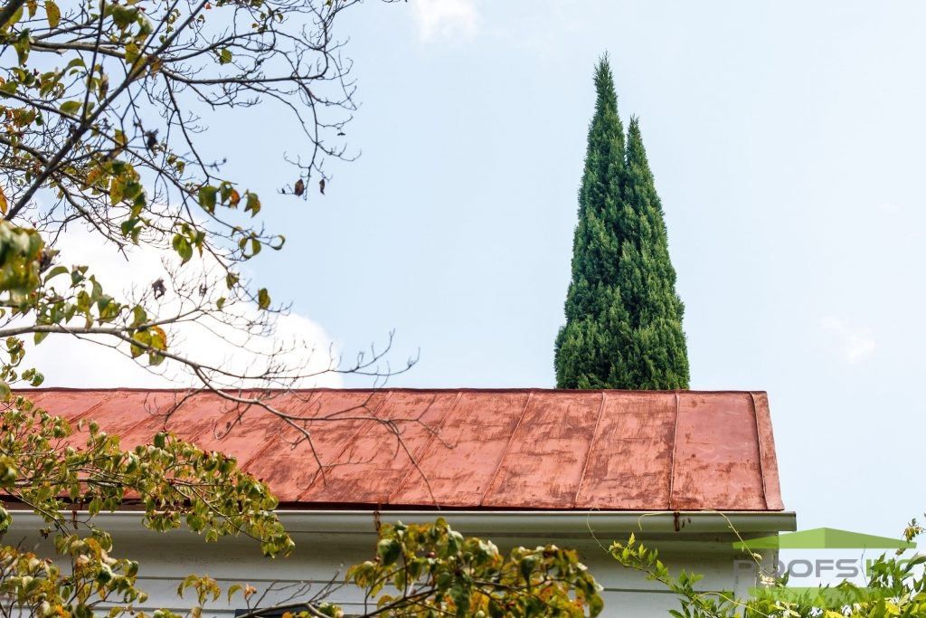 Pros And Cons Of Copper Roofs