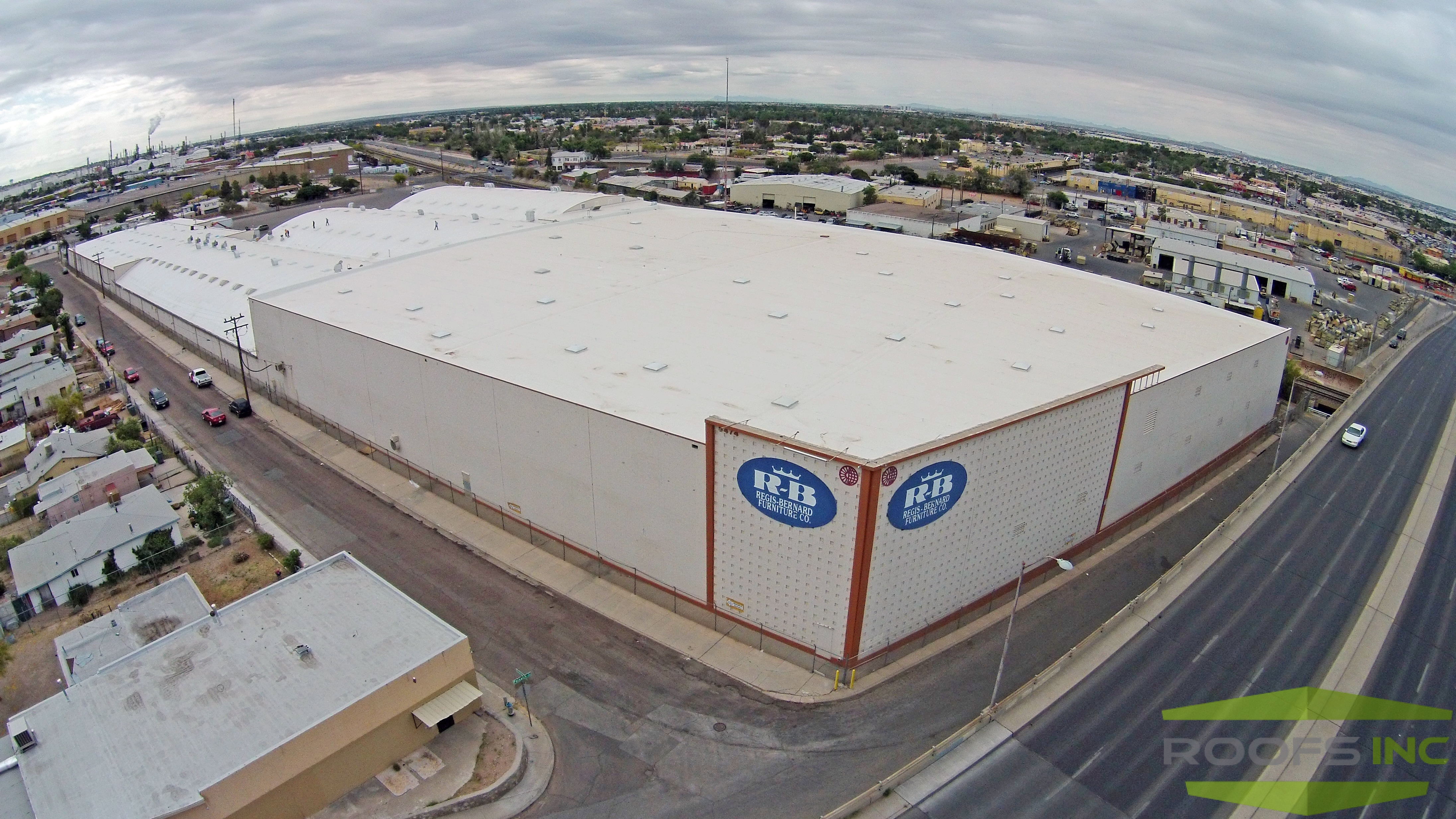 Lubbock Commercial Roofing Company Contractor