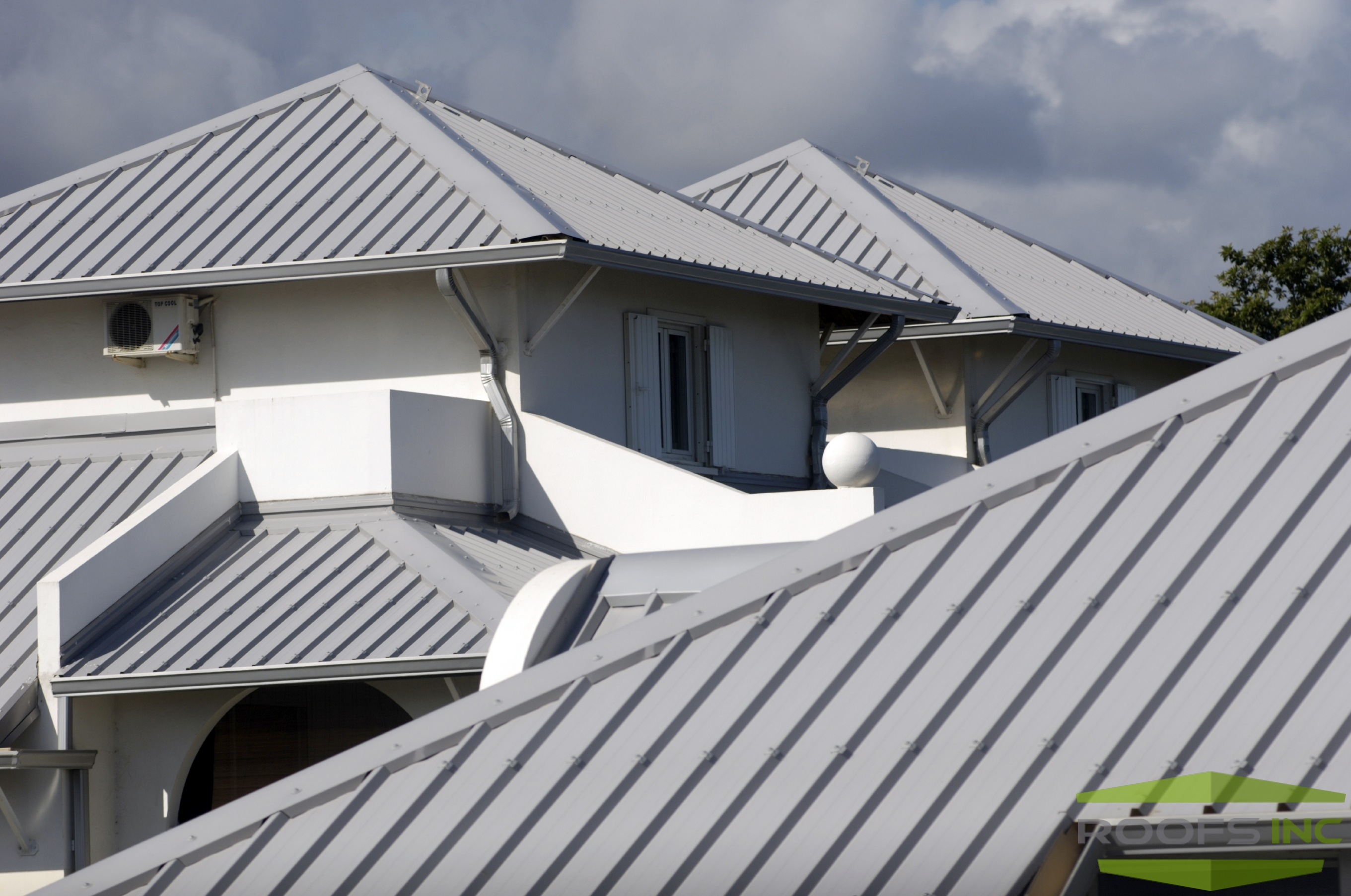 Metal Roof L