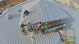About Our Commercial Roofing Contractors