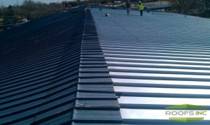 Affordable Commercial Steel Roofing