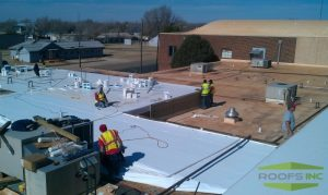 Call Our Professionals for a Roof Membrane Today