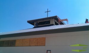 Damages and Commercial Roof Repair Services We Offer