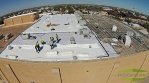 Commercial Roof Replacement VS. Restoration