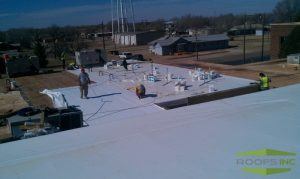 Does Your Roof Membrane Require Repairs?